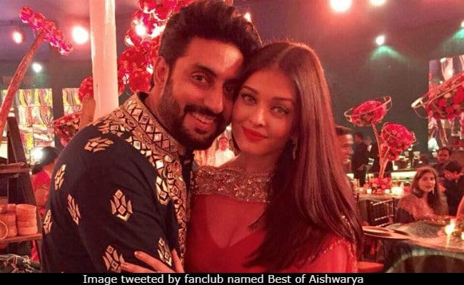 Viral: Aishwarya Rai Bachchan, Abhishek Bachchan Show What Pure Love Looks Like In This Pic