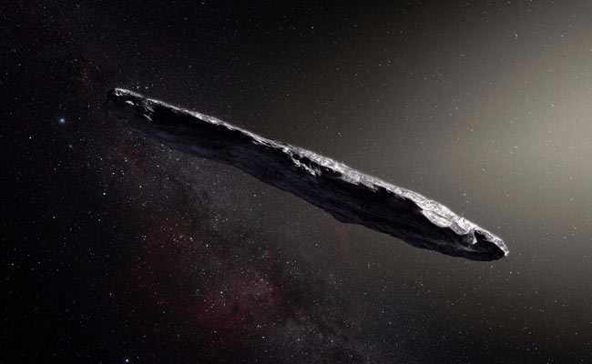 Solar system's first interstellar visitor dazzles scientists