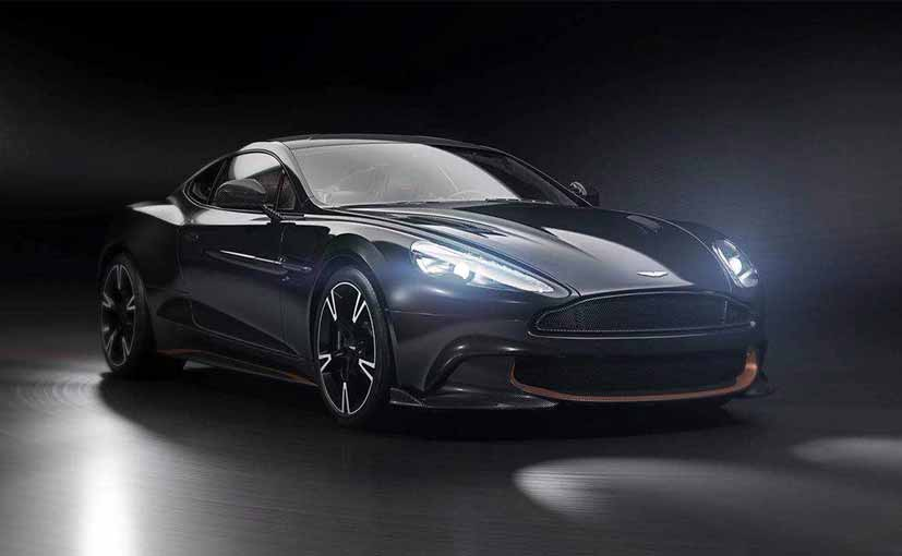 Aston Martin Debuts Limited Edition Vanquish S Ultimate