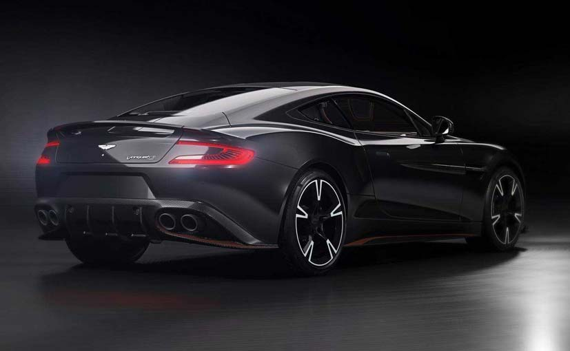 Aston Martin Vanquish S Ultimate is a great goodbye