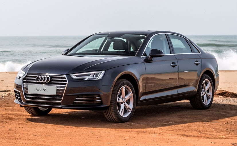 Audi India Announces Discounts Of Up To Rs 10 Lakh On A3 A4 A6