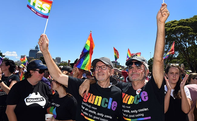 Australia Parliament Passes Same-Sex Marriage Bill