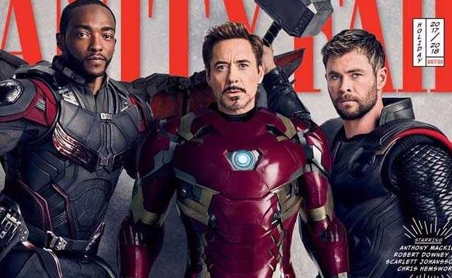 Avengers: Infinity War का फर्स्ट लुक रिलीज, एक ही फिल्म में साथ आ रहे सारे धाकड़ Superhero