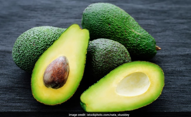 avocado has lots of good fats