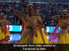 'Baahubali' Was The Real Winner At This NBA Basketball Game. Video Is A Hit