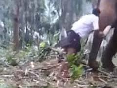 VIDEO: 'बाहुबली' का स्टंट करना पड़ा महंगा, हाथी ने शख्स को उठा कर फेंका