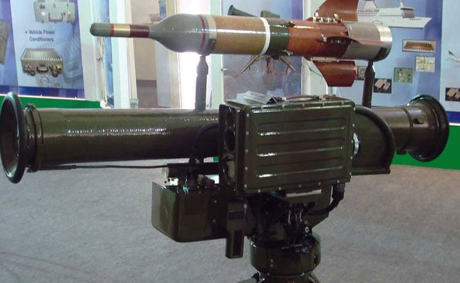 Advantage Pak, Worries Army, As $500 Million Israeli Missile Deal Ends