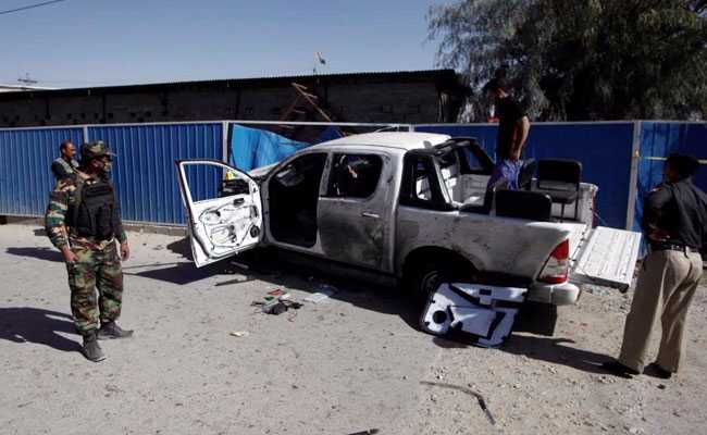 Balochistan Bomb Blast Kills At Least 3, Including Senior Police Official