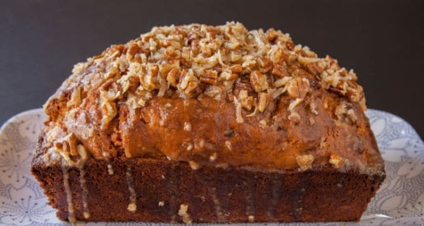 banana oats bread recipe