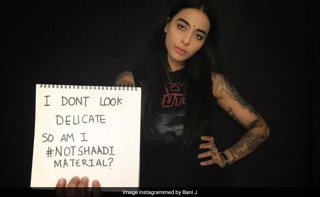 Trending: Bani J Asks Why Muscles Mean She's Not 'Shaadi Material'