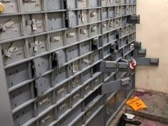 Thieves Tunnel 25 Feet Into Bank Near Mumbai, Loot 30 Lockers