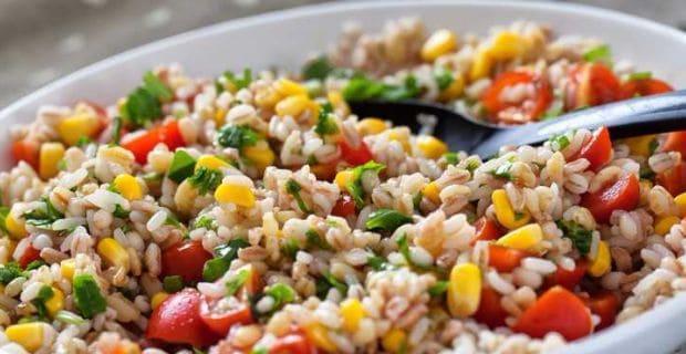 barely salad