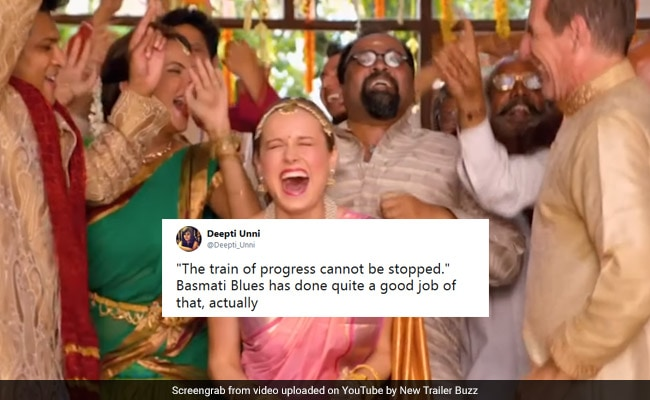 'Basmati Blues' Trailer Disappoints. 'Cultural Appropriation' Says Twitter