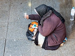 Beggar Found In Possession Of Over Rs 2.58 Lakh In Jammu And Kashmir