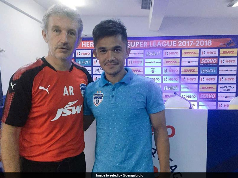 Bengaluru FC To Make Indian Super League Debut Against Mumbai FC