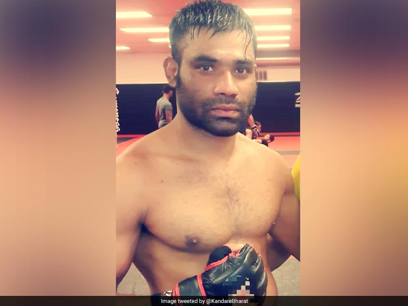 Bharat Khandare Becomes First India-Born Fighter To Sign With Ultimate Fighting Championship
