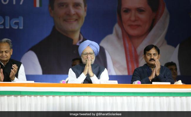 गुजरात में कांग्रेस का दिग्गज चेहरा भरत सिंह सोलंकी