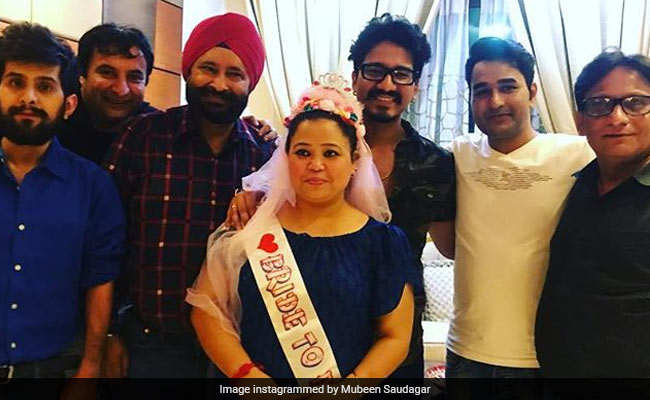 Inside Bharti Singh's Bachelorette, Hosted By Friends Of Bride-To-Be