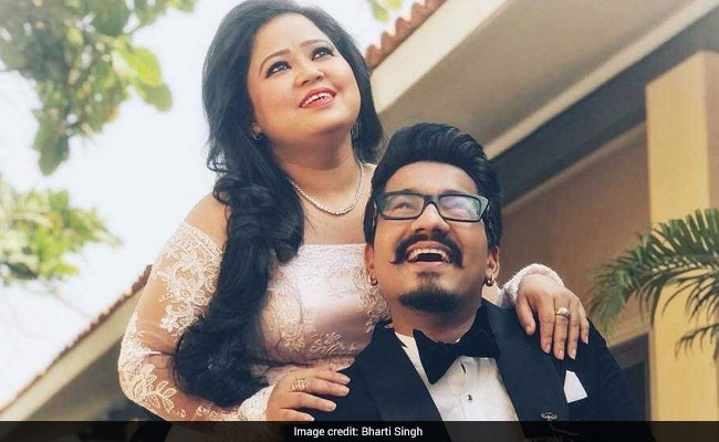 Pics From Bharti Singh And Haarsh Limbachiyaa's Pre-Wedding Shoot. You're Welcome