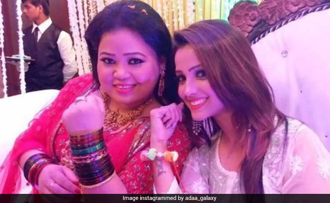 Bharti Ki Baraat: Bharti Singh's Wedding Celebrations Begin With Bangle Ceremony