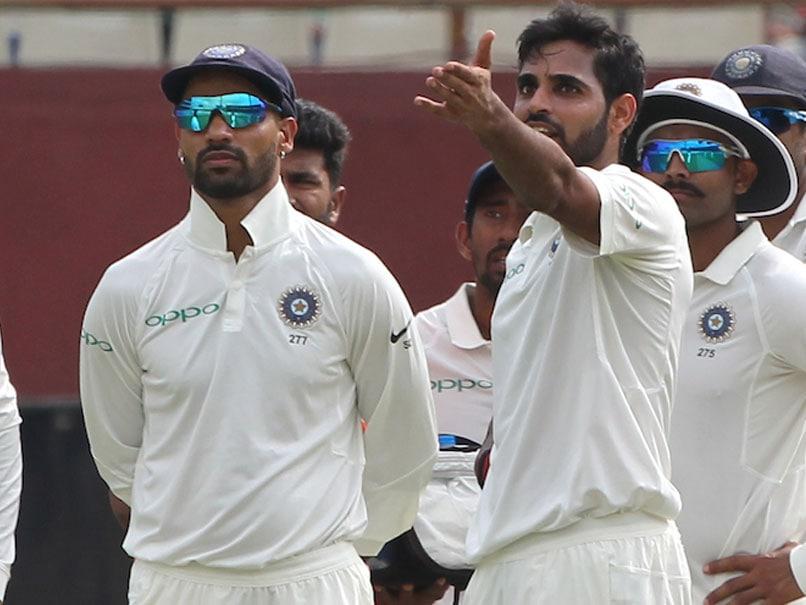 India vs Sri Lanka: Shikhar Dhawan Teases Bhuvneshwar Kumar About His Wedding In Hilarious Video
