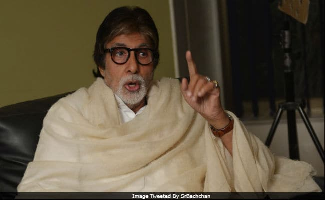 No, Amitabh Bachchan Didn't Have An Accident In Kolkata. But Thanks For The Concern