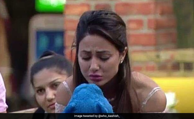 Bigg Boss 11 What Twitter Really Thinks Of Hina Khan Sacrificing Pooh