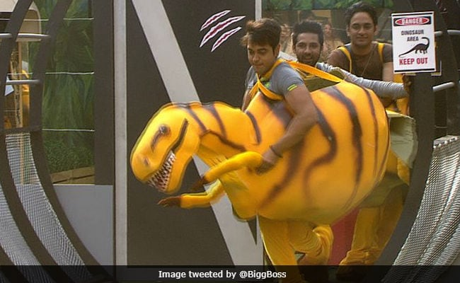 Bigg Boss 11, November 15: House Converts Into Jurassic Park. Details Here