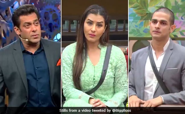 Bigg Boss 11, November 25: Salman Khan Rebukes Priyank Sharma For Body-Shaming Shilpa Shinde
