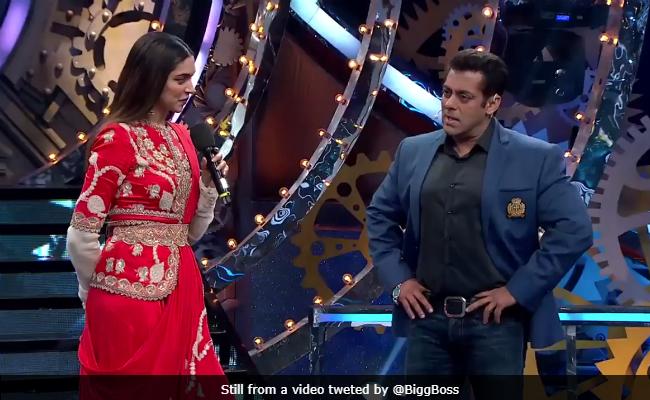 Bigg Boss 11, November 19: Salman Khan Plays 'Kill Marry Hook-Up' With Deepika Padukone. It's Funny