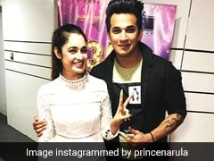 <I>Bigg Boss</i>: Prince Narula And Yuvika Chaudhary Are In Love. Here's What They Said