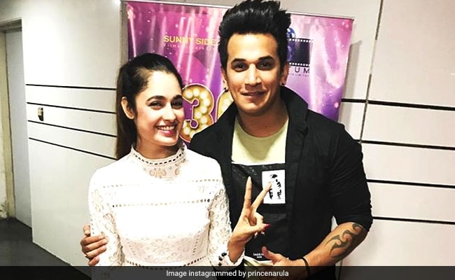 Bigg Boss: Prince Narula And Yuvika Chaudhary Are In Love. Here's What They Said
