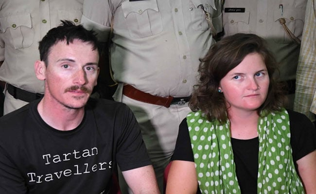 In Another Attack On Foreign Tourists, British Couple Beaten Up In Bihar