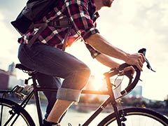 No Time for Gym? Riding a Bike to Work Is Equally Good for Weight Loss