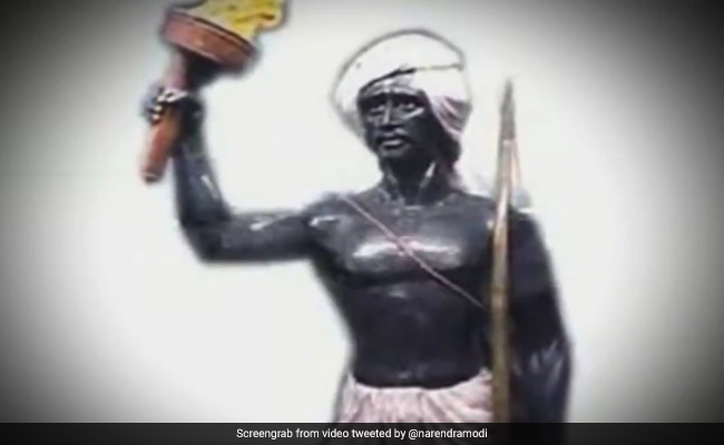 Soon, A 25-Foot Statue Of Tribal Freedom Fighter Birsa Munda In Jharkhand