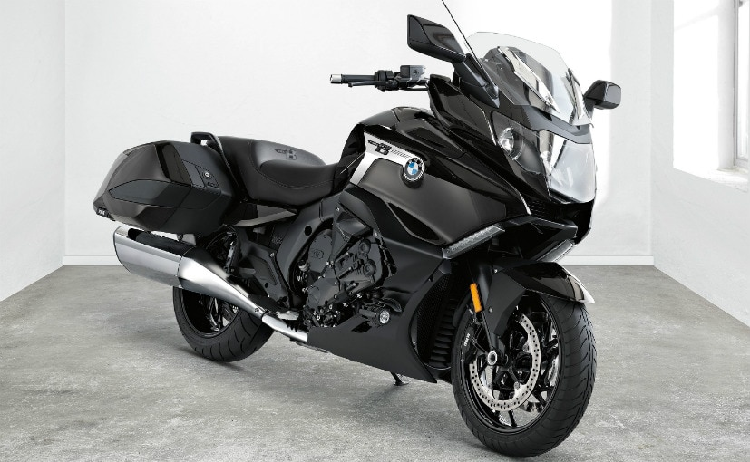 The BMW K 1600 B is a bagger based on the BMW K 1600 GTL