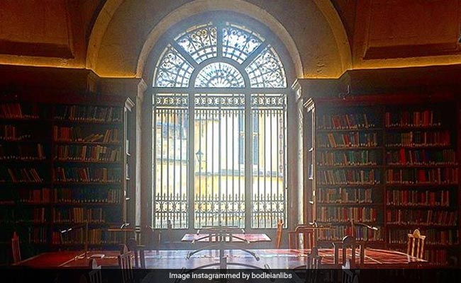 An Oath To Not Burn Down The Library And 6 Other Interesting Facts About Oxford Library