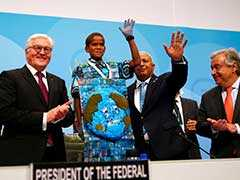Overnight Talks At Bonn End With Deal To Keep 2015 Climate Deal On Track