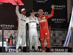 Valtteri Bottas Holds Off Lewis Hamilton In Abu Dhabi Grand Prix