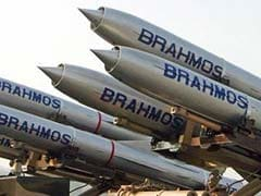 Supersonic Cruise Missile BrahMos Successfully Flight Tested From Pokhran