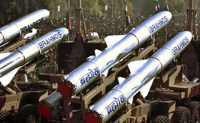 Rs 3,000 Crore Cleared By Defence Ministry To Buy Brahmos Missiles, Tanks