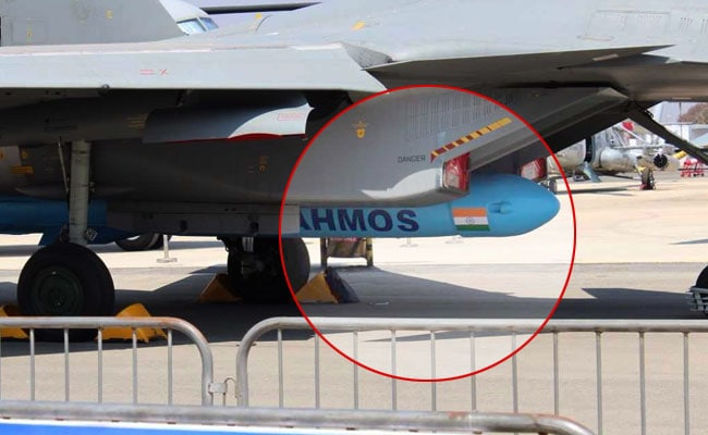 With BrahMos Missile, Air Force Can Hit Enemy Ship In Minutes