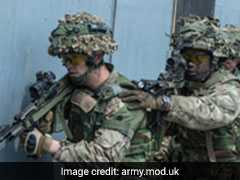 British Army Contingent Arrives In India For Joint Exercise