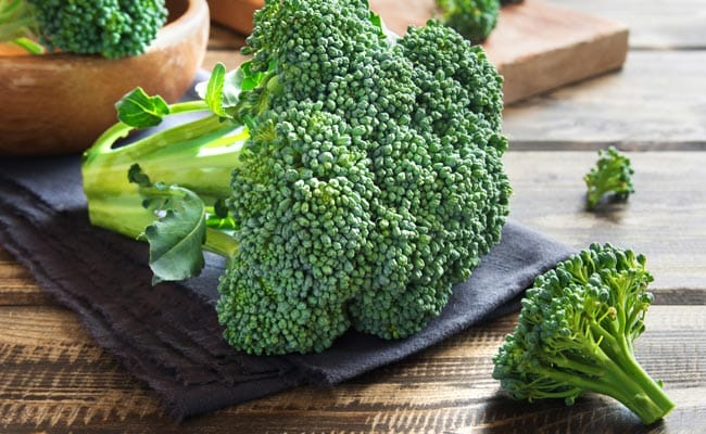 broccoli is rich in calcium