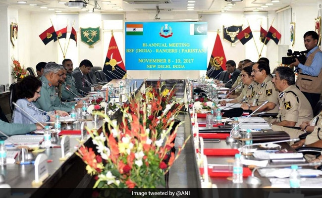 In Meeting With Rangers, BSF Raises Issue Of Pak Firing, Border Killings