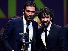 Italy Legend Gianluigi Buffon Wins Best Player Award