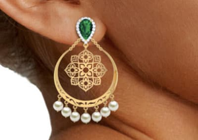 9b0980872e0 7 Gorgeous Earrings You Can Gift To Your Bride To-Be Sister!