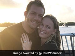 Caroline Wozniacki Announces Engagement To NBA Star David Lee