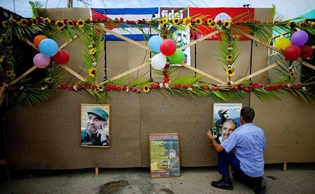 Cuba Marks Anniversary Of Fidel Death As Post-Castro Era Nears