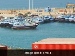 Iran To Hand Over Chabahar Port Operations To Indian Firm Within A Month